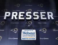 St. Louis Rams: Presser