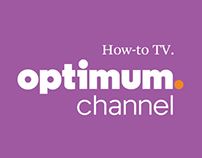 Advertising - CableVision Optimum Channel Launch