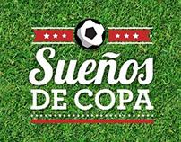 Sueños de Copa ( Copa Coca-Cola 2012)