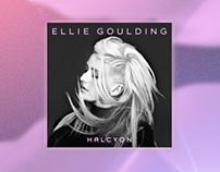 Ellie Goulding –Halcyon TVC development
