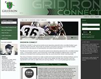 Gridiron Connect Website