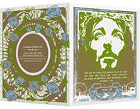 [Free] Jesus Christ Presentation Folder Design Template