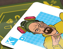 Breaking Bad playing card deck