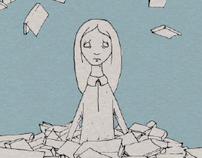 »die sterntaler«   graphic novel