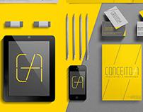 Conceito+1 - Criação de Marca e Identidade Visual