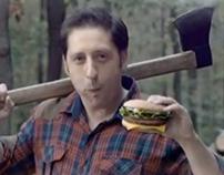 McDonald's - McBeefy