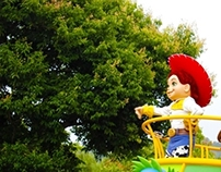 HongKong Disneyland + Photography