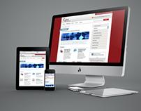 eRAD.com Redesign