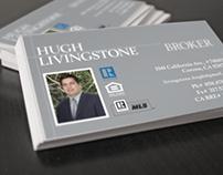 Branding  - H. Livingstone Real Estate Broker