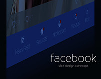 Facebook Slick Design