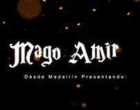 Magia con realidad aumentada y animacion