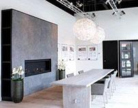 Sales office renovation
