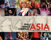 Asian Dance Calendar