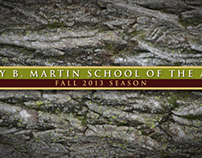 Mary B Martin School of the Arts Fall 2013 Promo