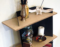 Clamp Shelf