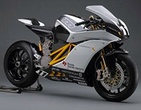 High-Performance Motorcycle Components