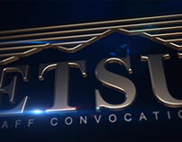 ETSU 2013 Staff Convocation