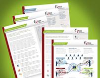 eRAD Product Sheets