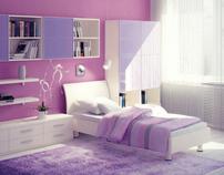 Primo bedroom for children