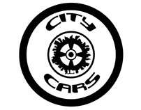 Logo y tarjetas - CITY CARS
