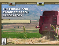 USDA ARS Interactive website