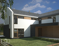 New build - Detached house in Poznań