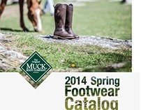 Catalog- Spring  2014 Muck Boots