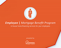 Mortgage Benefit Program - Corporate Affinity Materials