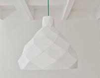 meshe design I much lamp