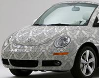Coral Vintage & Co ~ Car wrap