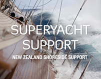 Superyacht Support NZ - Branding and Graphic Design