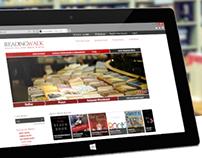 Reading Walk - Online Book Rental