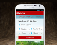 Hotwire Android App