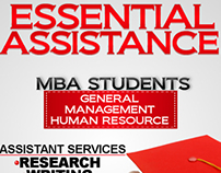 Newspaper Ad - Essential Assistance