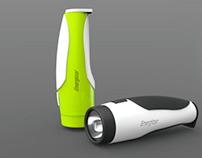 Energizer Flashlight Concept