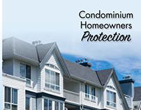 Condominium Homeowners Protection Insurance Brochure