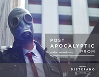 "Lookbook ""Post Apocalyptic Prom"" for Distefano"