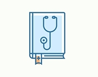 Icons for Healthcare Center