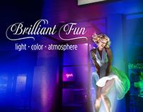 Lightbar Ad Campaign