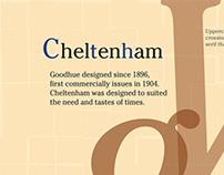 Cheltenham Specimen