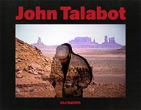 John Talabot DJ-Kicks microsite