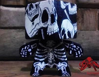 Multi Skull Toy