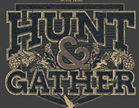 White Wing Label: Hunt & Gather