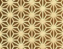 Japanese Wood Grid