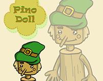Boneka Pino ( Pino Doll )