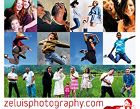 zeluisphotography.com - Promo Cards.