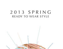 2013 Spring Fashion Diagram