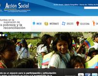 Acción Social: Colombia en Acción