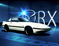 RX7 effects project