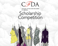 CFDA Scholarship Entry 2009